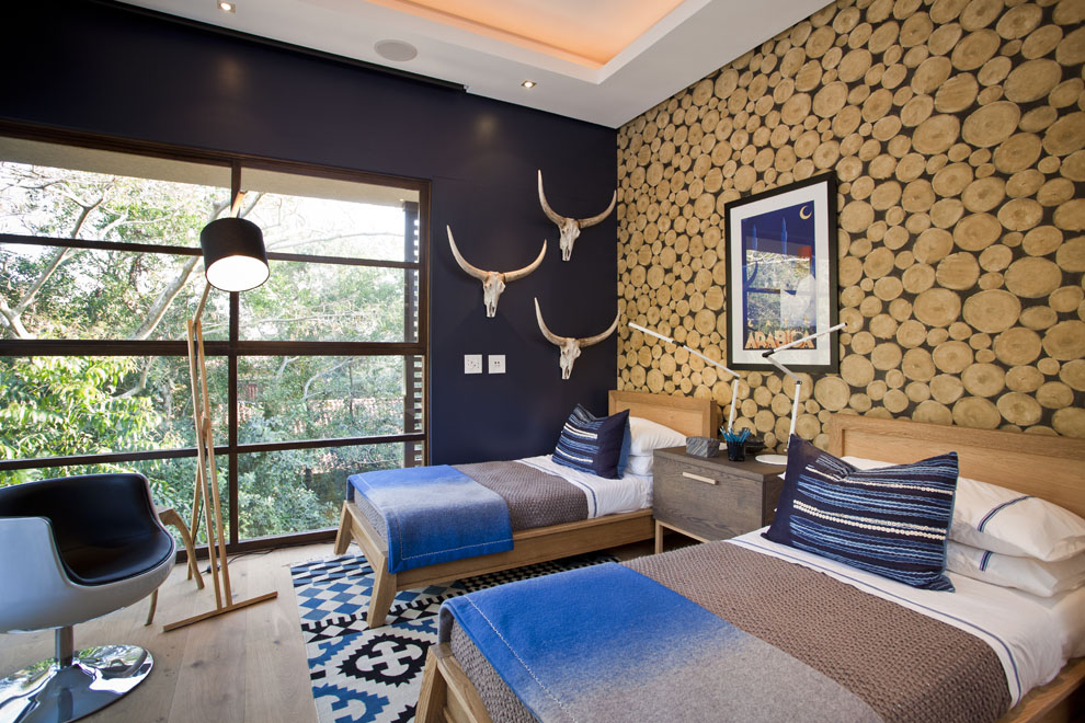 Children's Bedroom, Home in Zimbali, South Africa