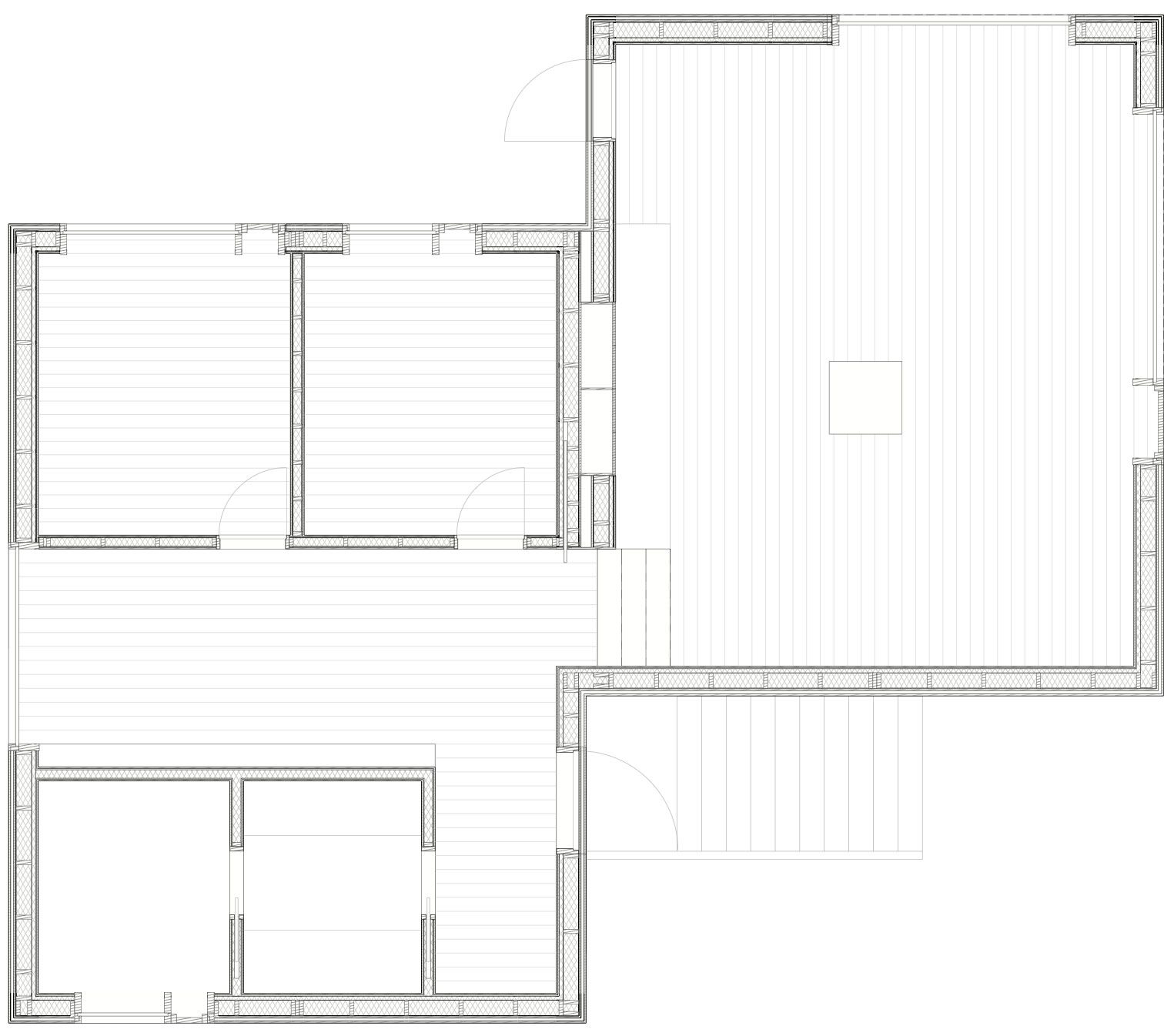 Floor Plan, Vega Cottage in Vega, Norway
