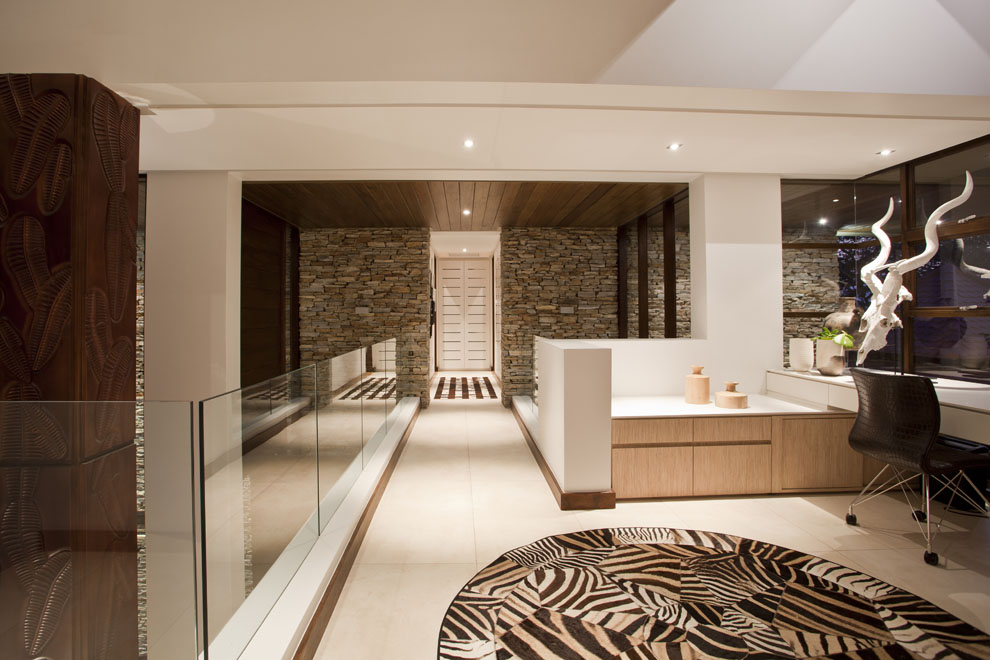 Home Office, Home in Zimbali, South Africa
