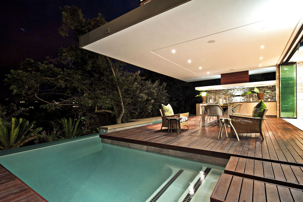 Pool, Wooden Deck, Home in Zimbali, South Africa