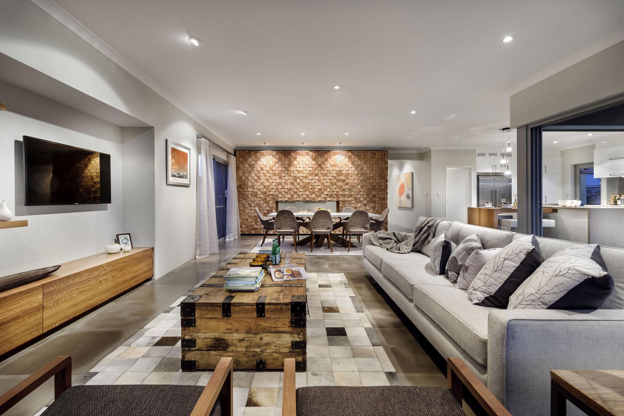 Stylish Modern Home in Wandi, Perth, Australia