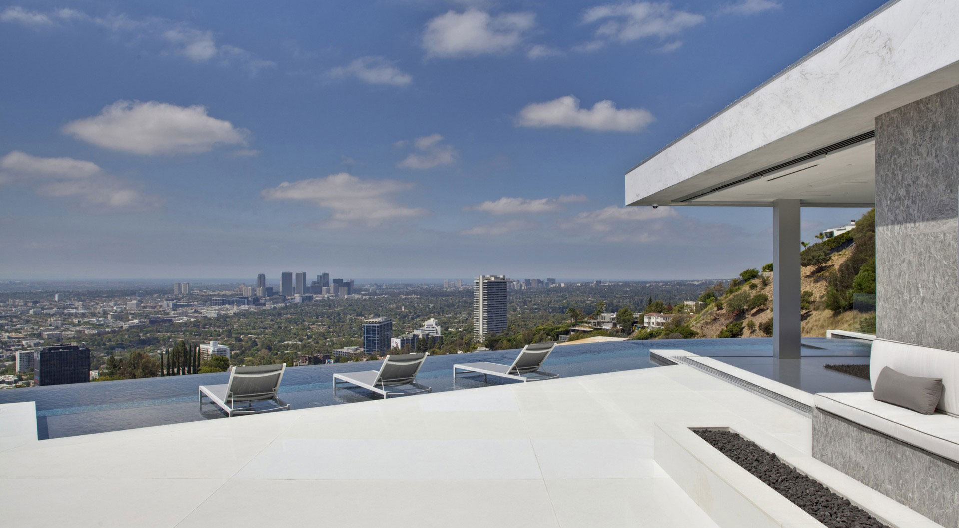 Terrace, Pool, Stunning City Views, Tanager Residence in West Hollywood