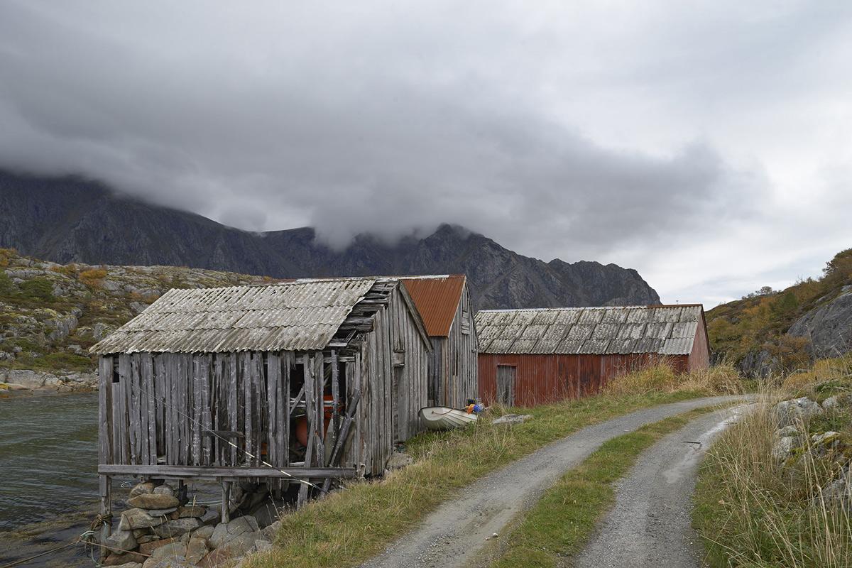 Village, Vega Cottage in Vega, Norway