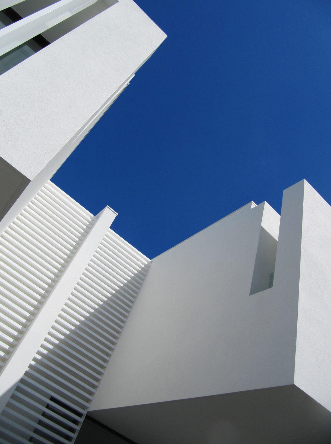 Architecture, Townhouses in Brighton, Australia