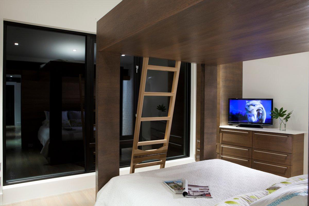 Bedroom, Bunk Beds, Guest House in Wilmington, North Carolina