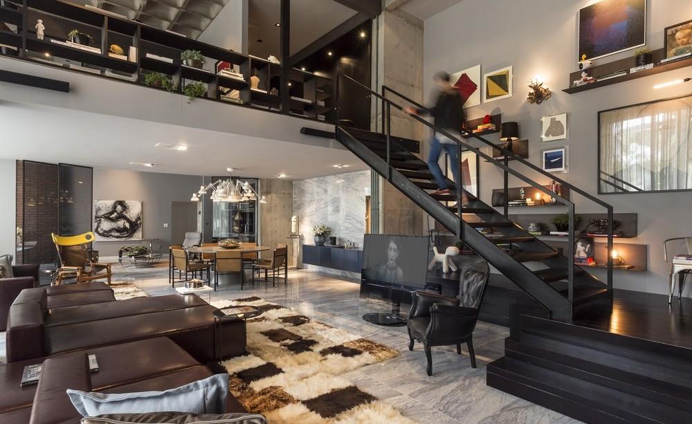Warm and Inviting Loft Apartment in Praia Brava, Brazil