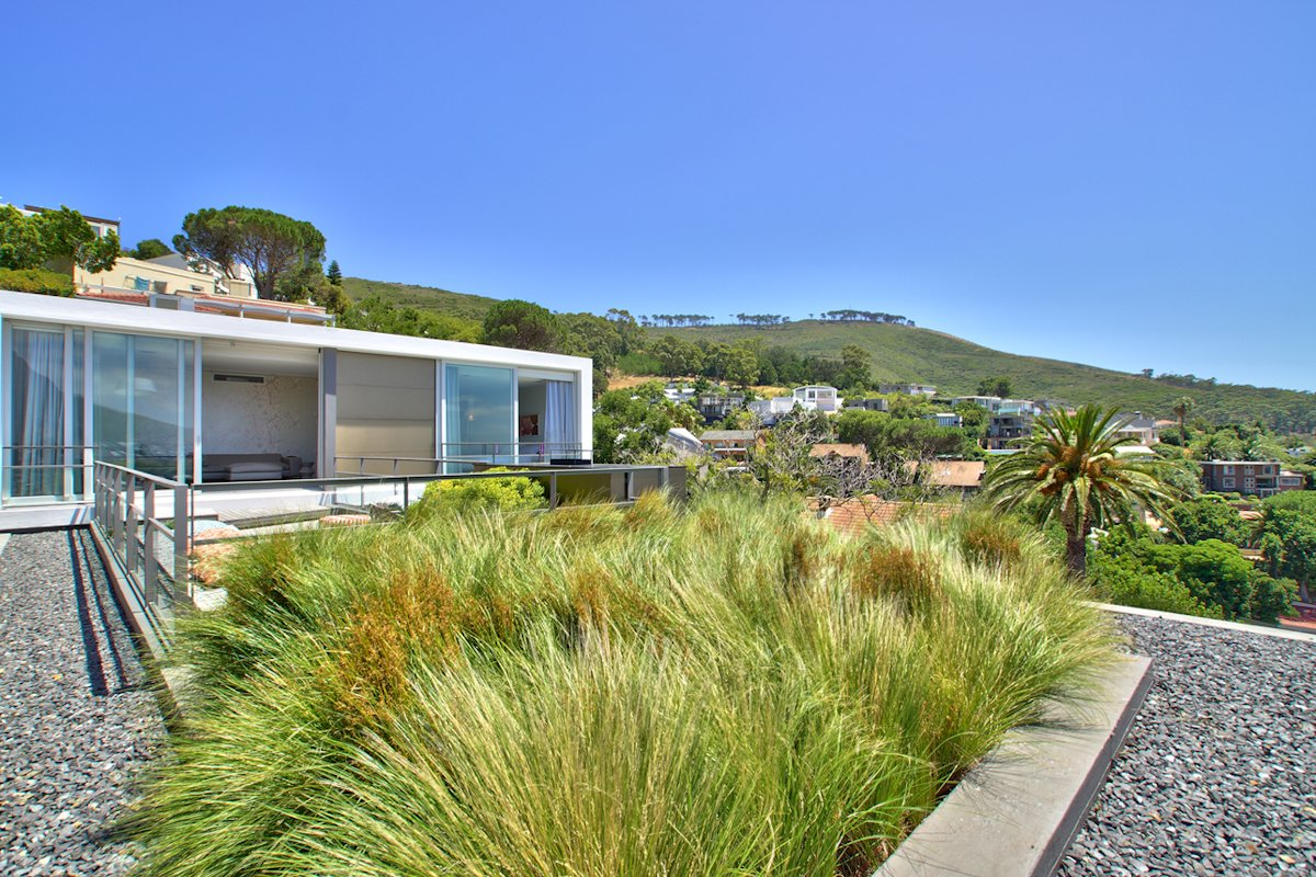 Roof Garden, House in Tamboerskloof, Cape Town