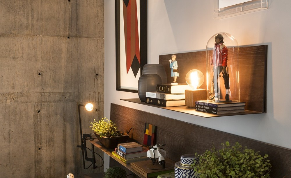 Shelf, Art, Apartment in Praia Brava