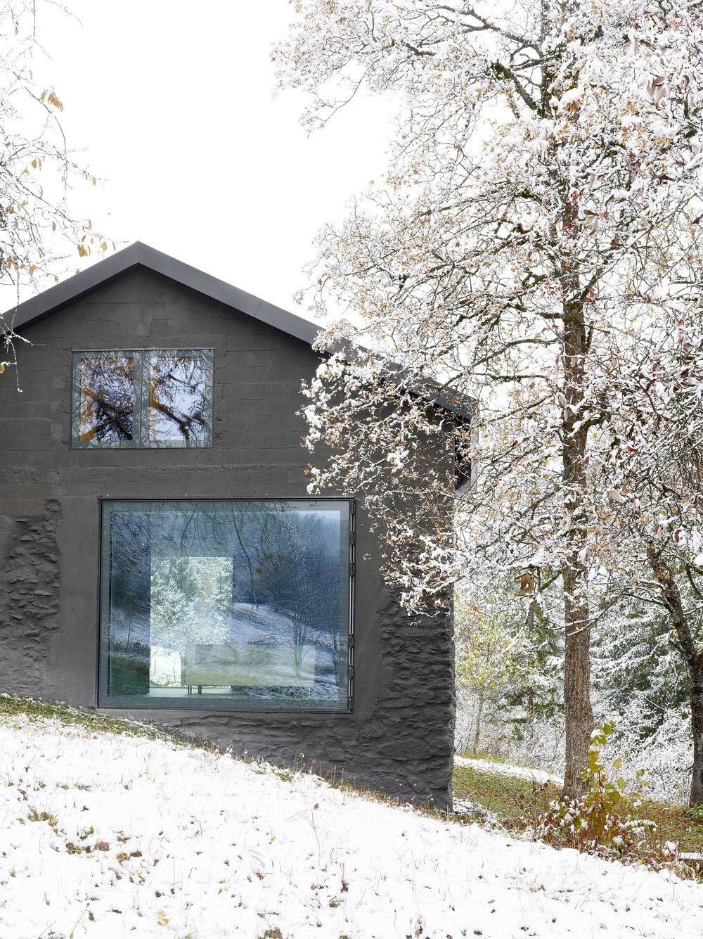 Sloping-Garden-Holiday-Home-Renovation-in-Ayent-Switzerland