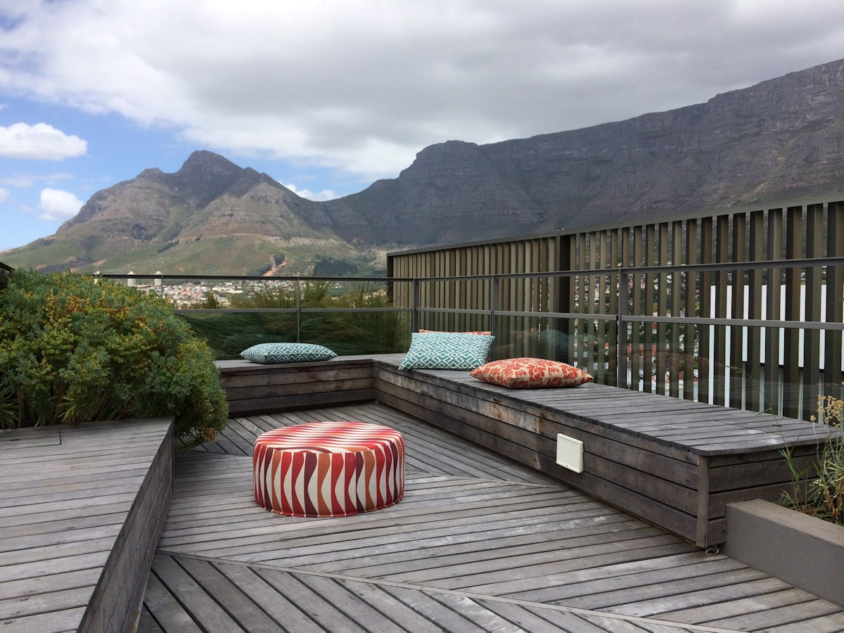 Stunning Mountain Views, Roof Terrace, House in Tamboerskloof, Cape Town