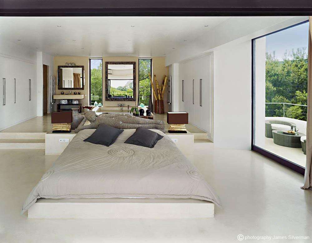 Bedroom, Bathroom, Villa in Ibiza