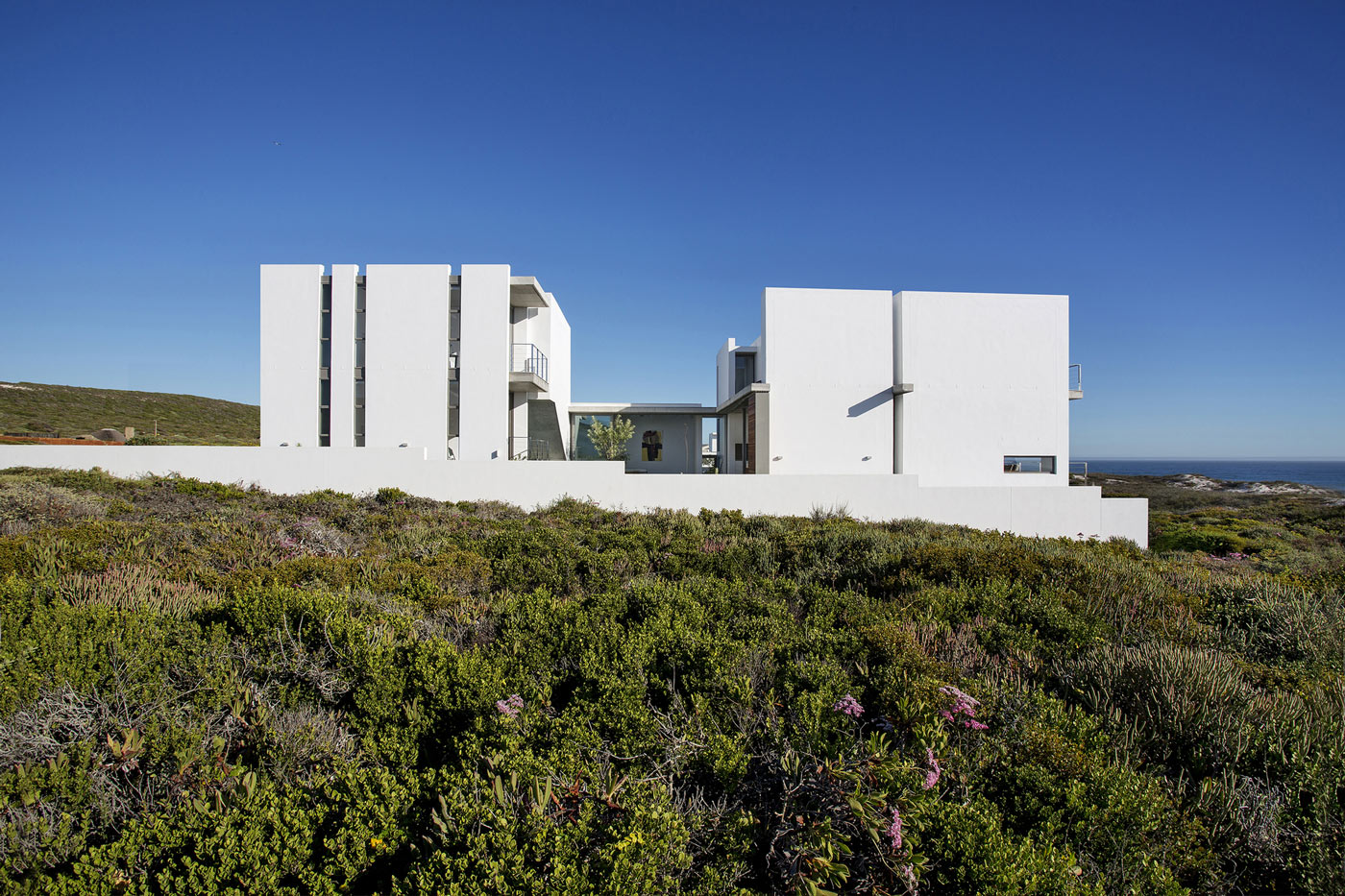 Side Facade, Holiday Home in Yzerfontein, South Africa