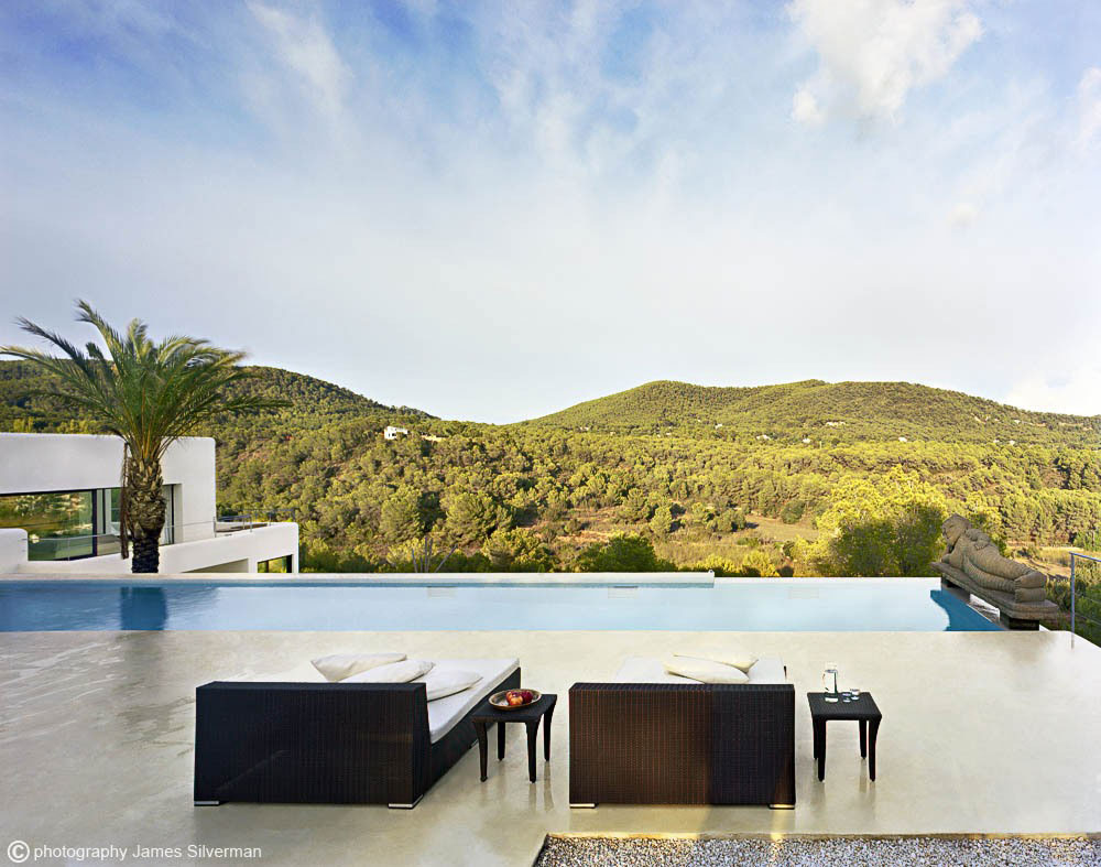 Terrace, Hill Views, Pool, Villa in Ibiza