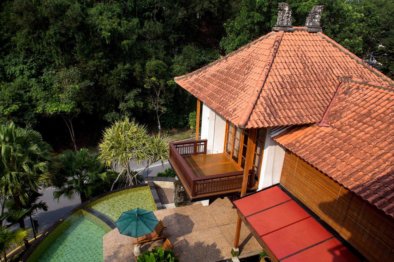 Balcony, Pool, Terrace, Home in Kuala Lumpur, Malaysia
