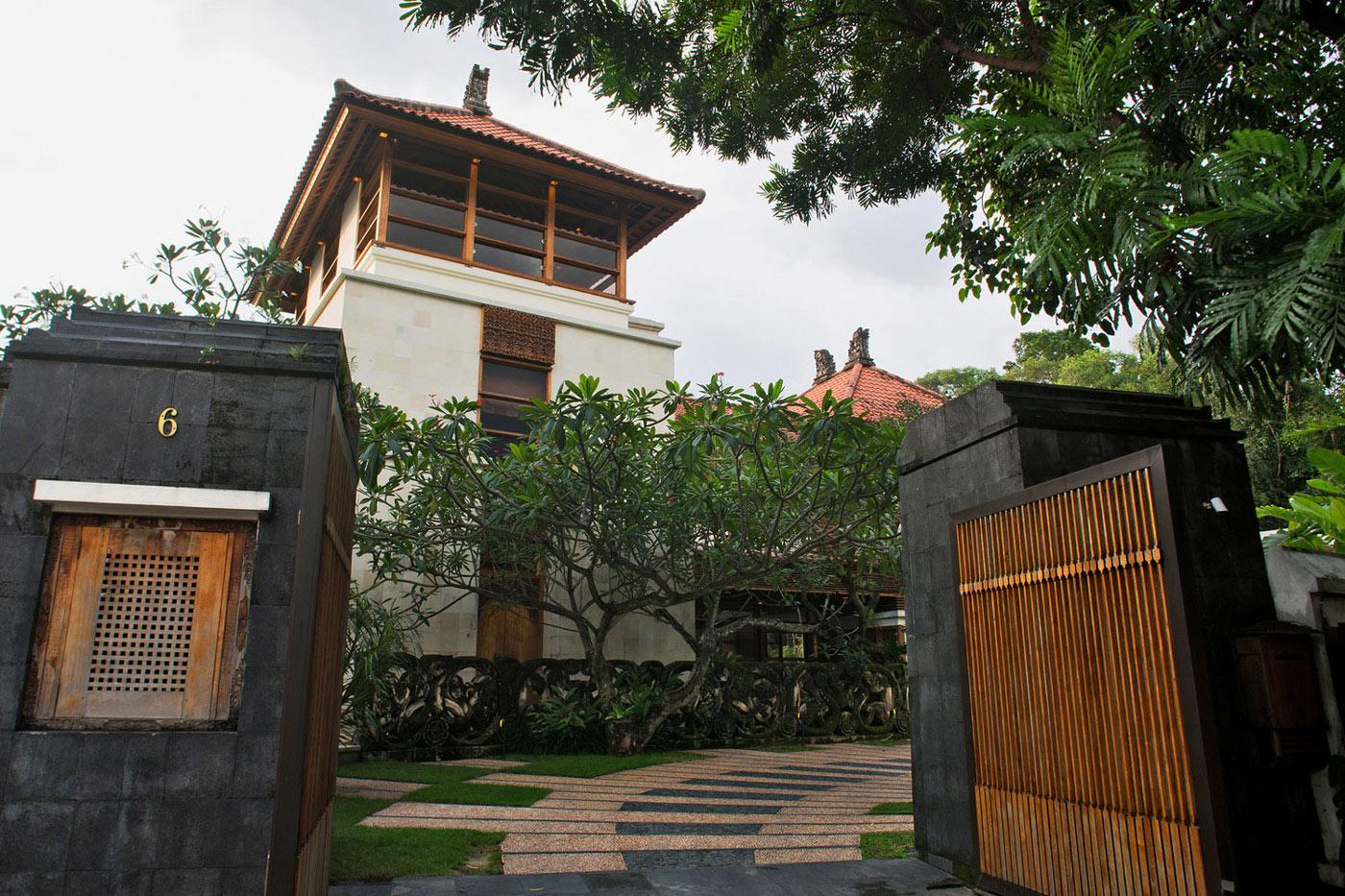 Entrance, Gates, Home in Kuala Lumpur, Malaysia