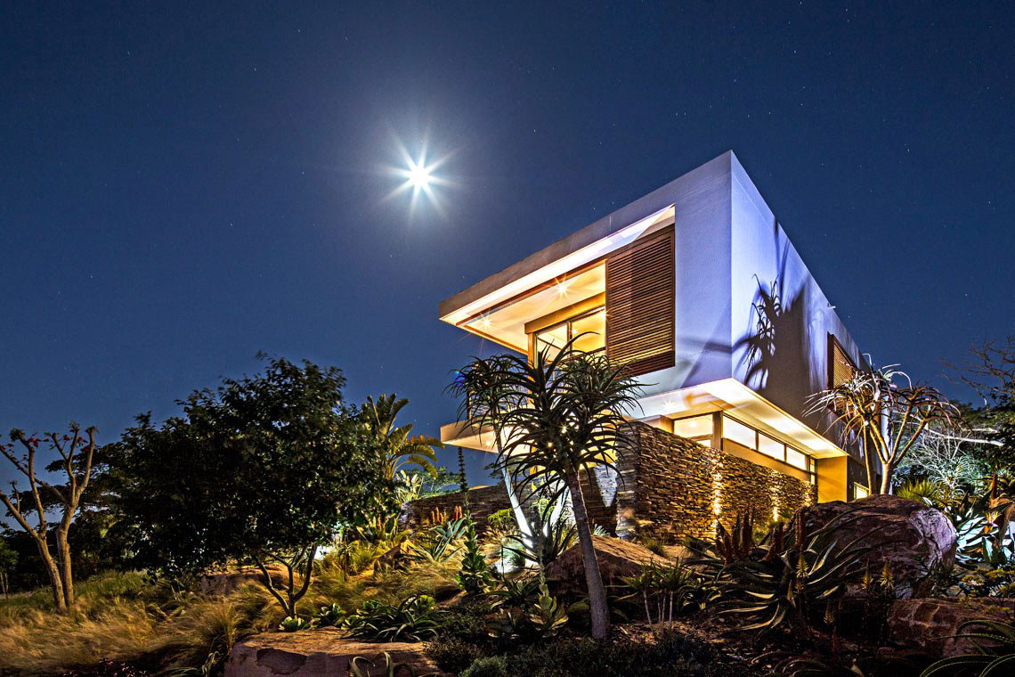 Exquisite Contemporary Residence In Kwazulu Natal South