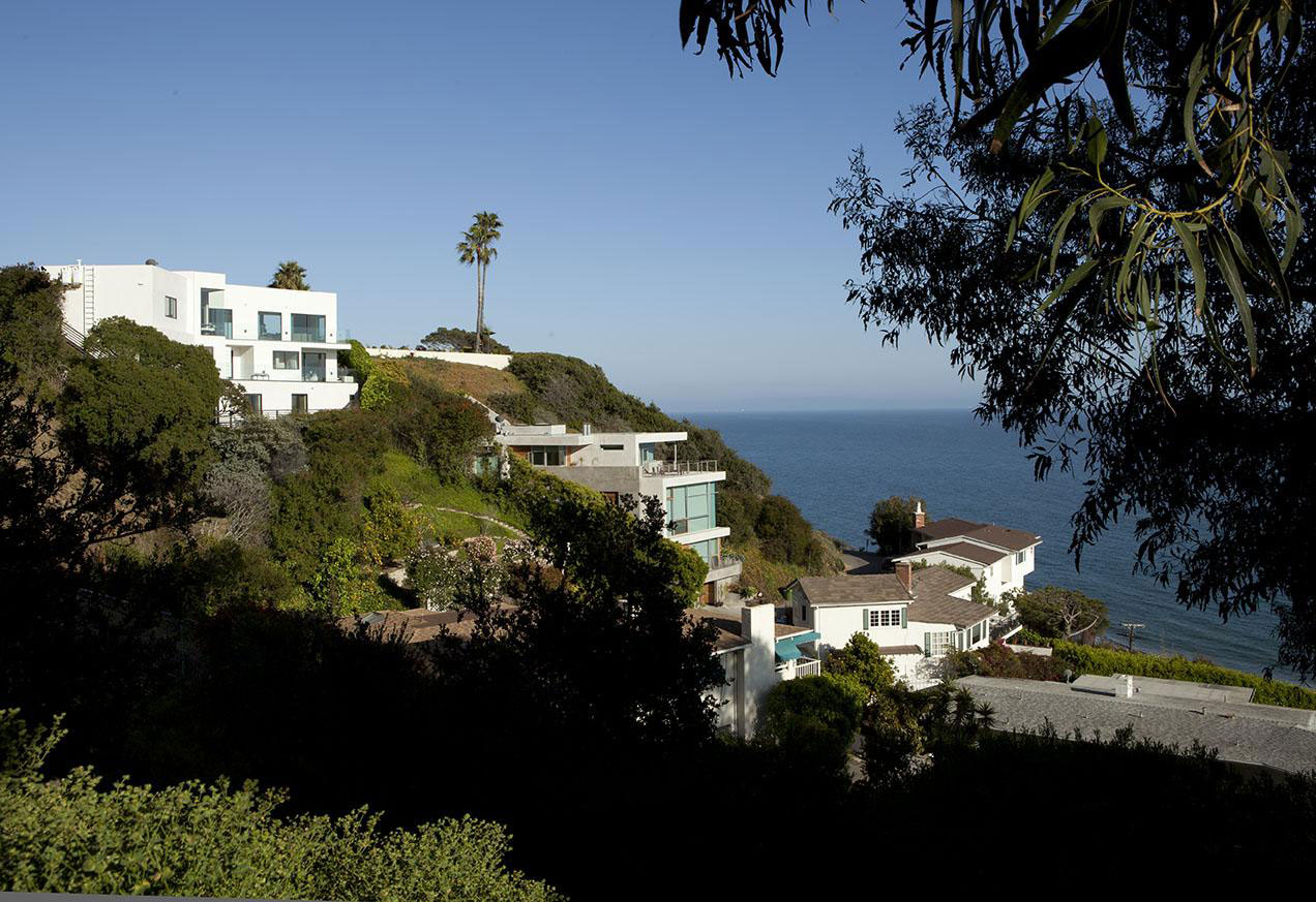 Ocean Views, House in Pacific Palisades, Los Angeles