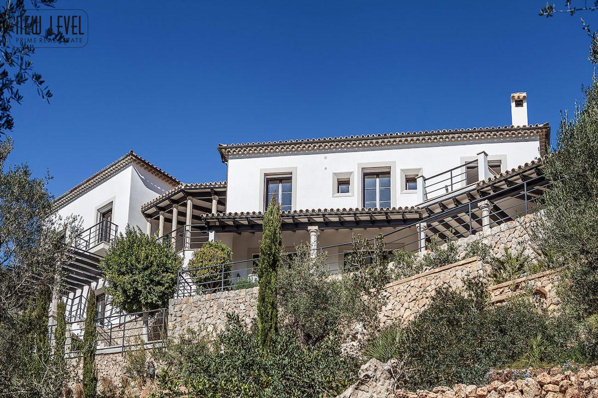 Stone Walls, Fabulous Villa in Puerto de Andratx, Mallorca