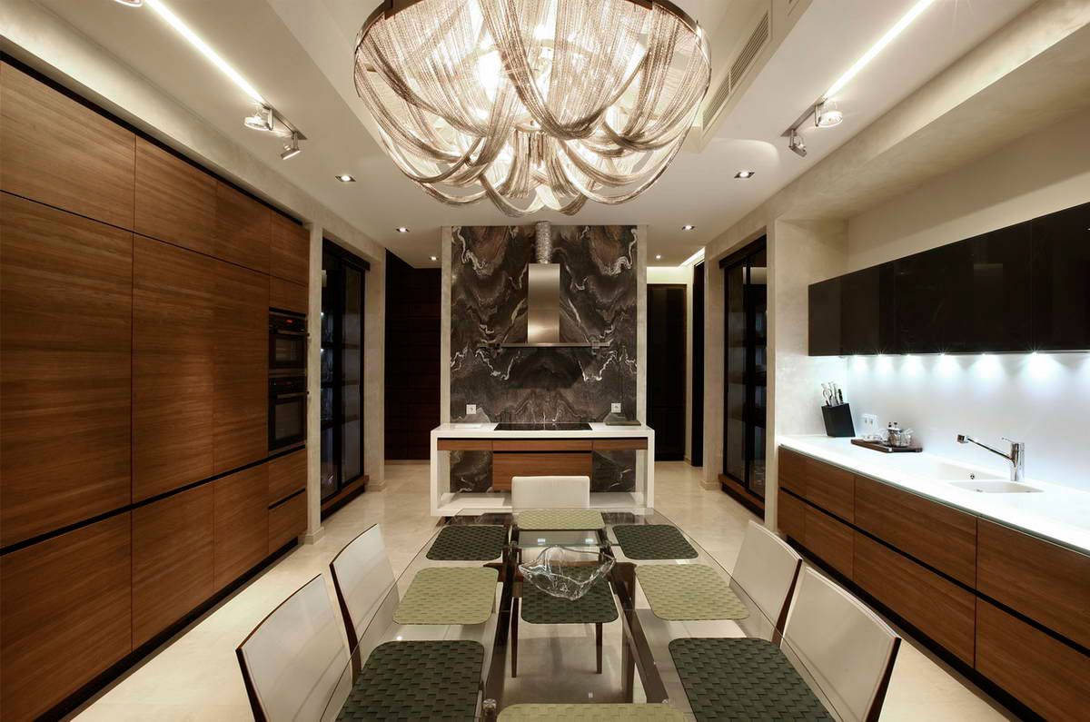 Beautiful Lighting, Dining Room, Kitchen