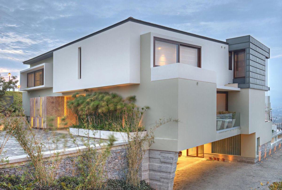 Elegant Contemporary House In San Jos 233 Costa Rica