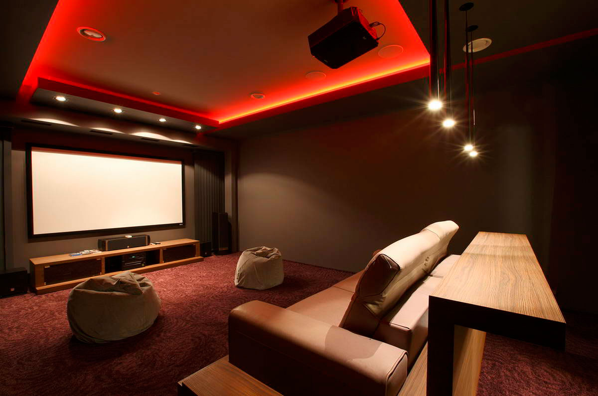 Home Cinema, Theater