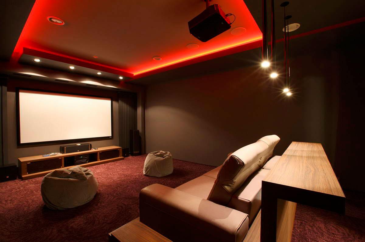Home Cinema, Theater