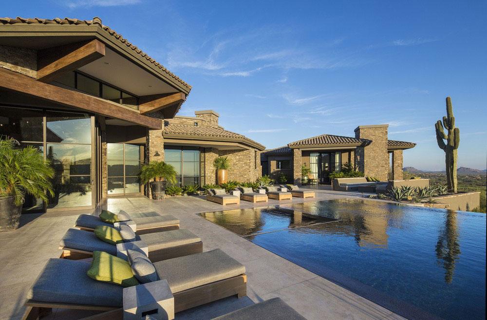 Infinity Pool, Terrace
