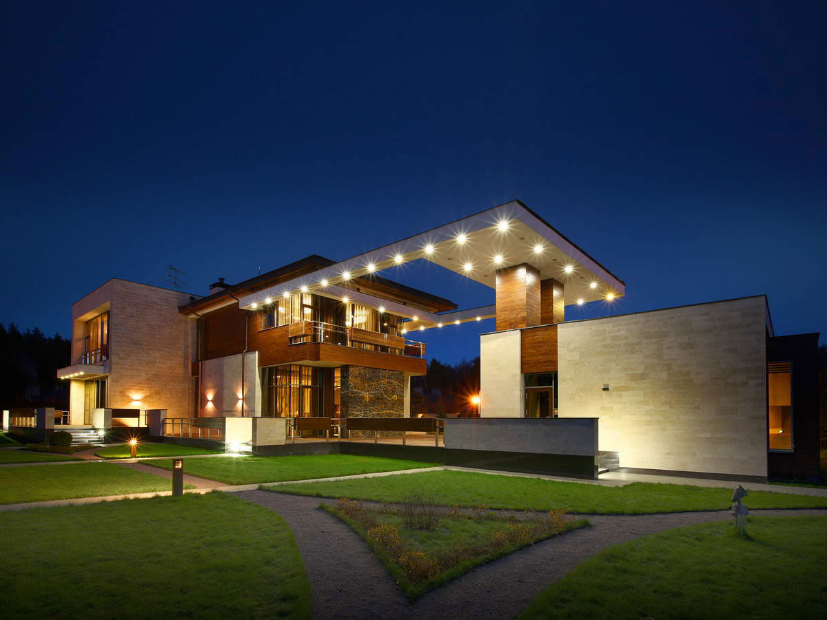 Contemporary house architecture magazine for Pictures of modern homes