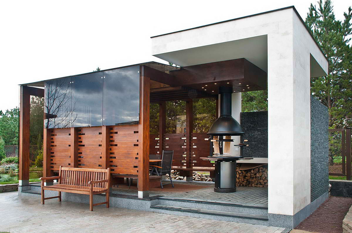 Outdoor Dining, Barbecue