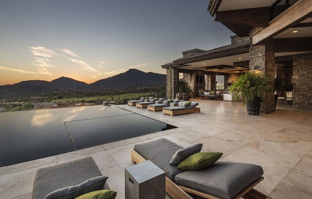 Pool, Hot Tub, Mountain Views