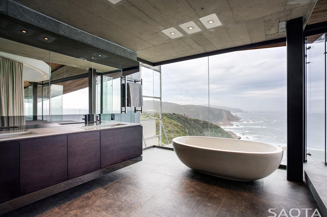 Bathroom, Ocean Views