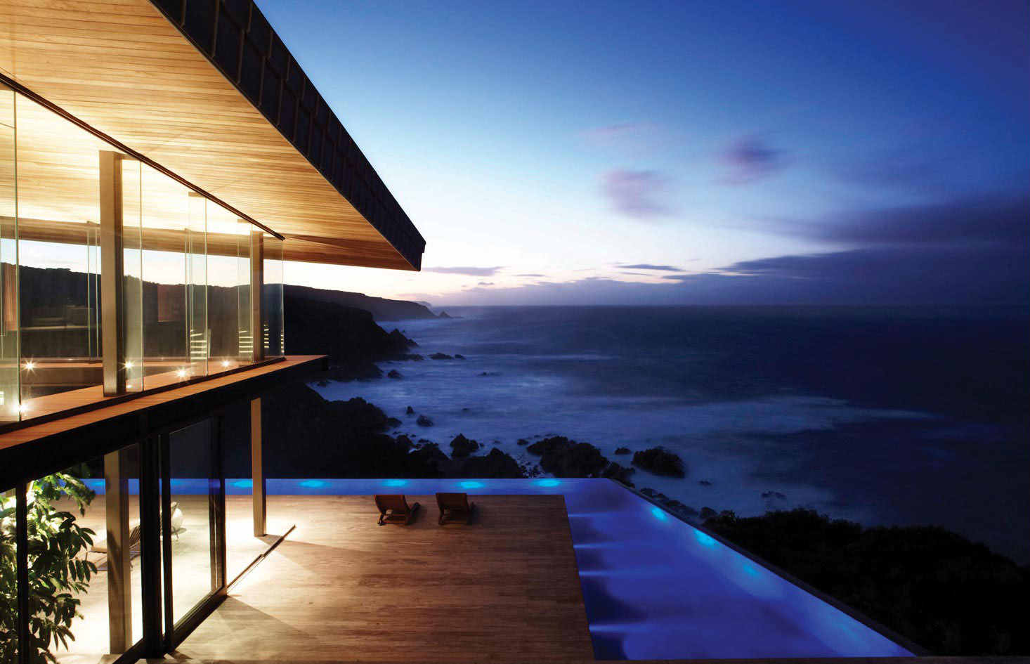 Infinity Pool, Ocean Views