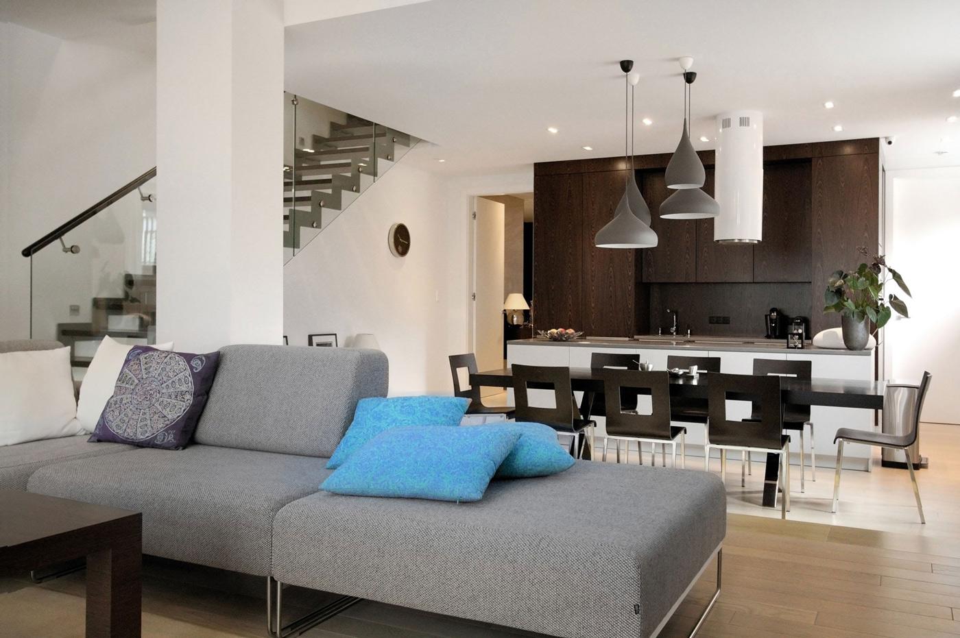 Open Plan Apartment