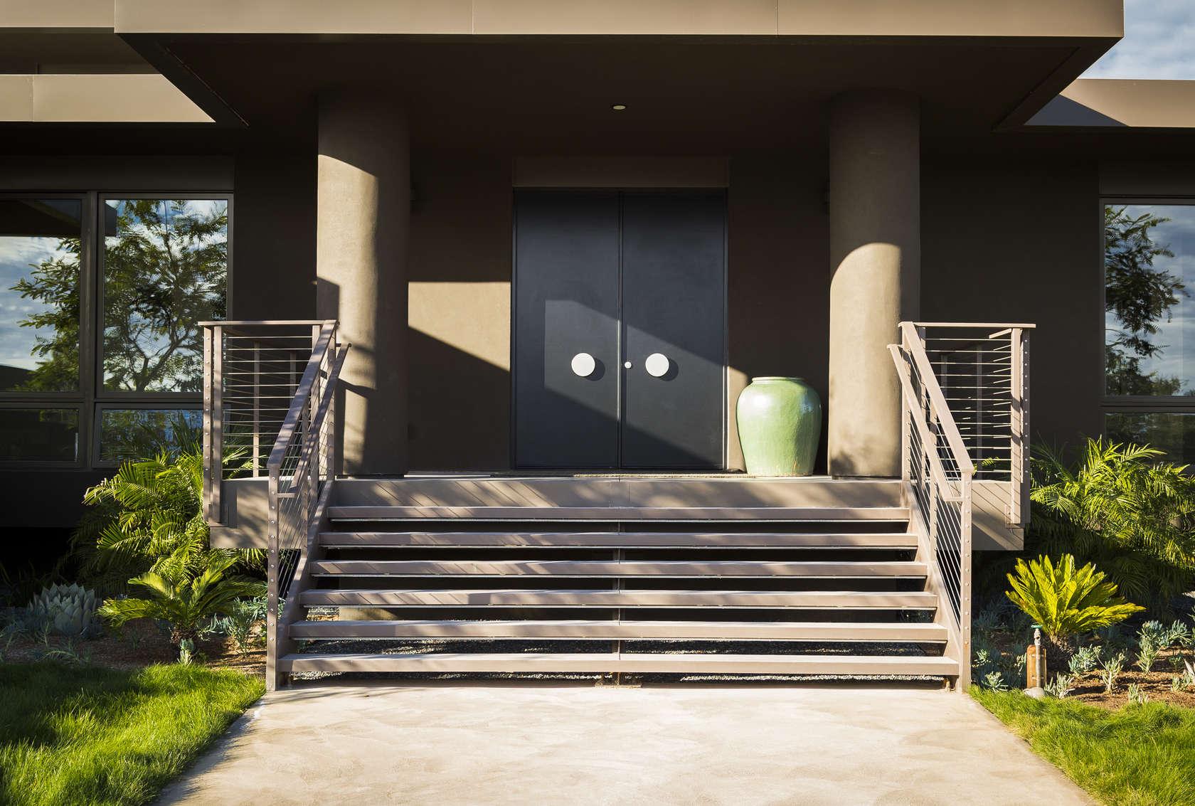 Front Door, Porch