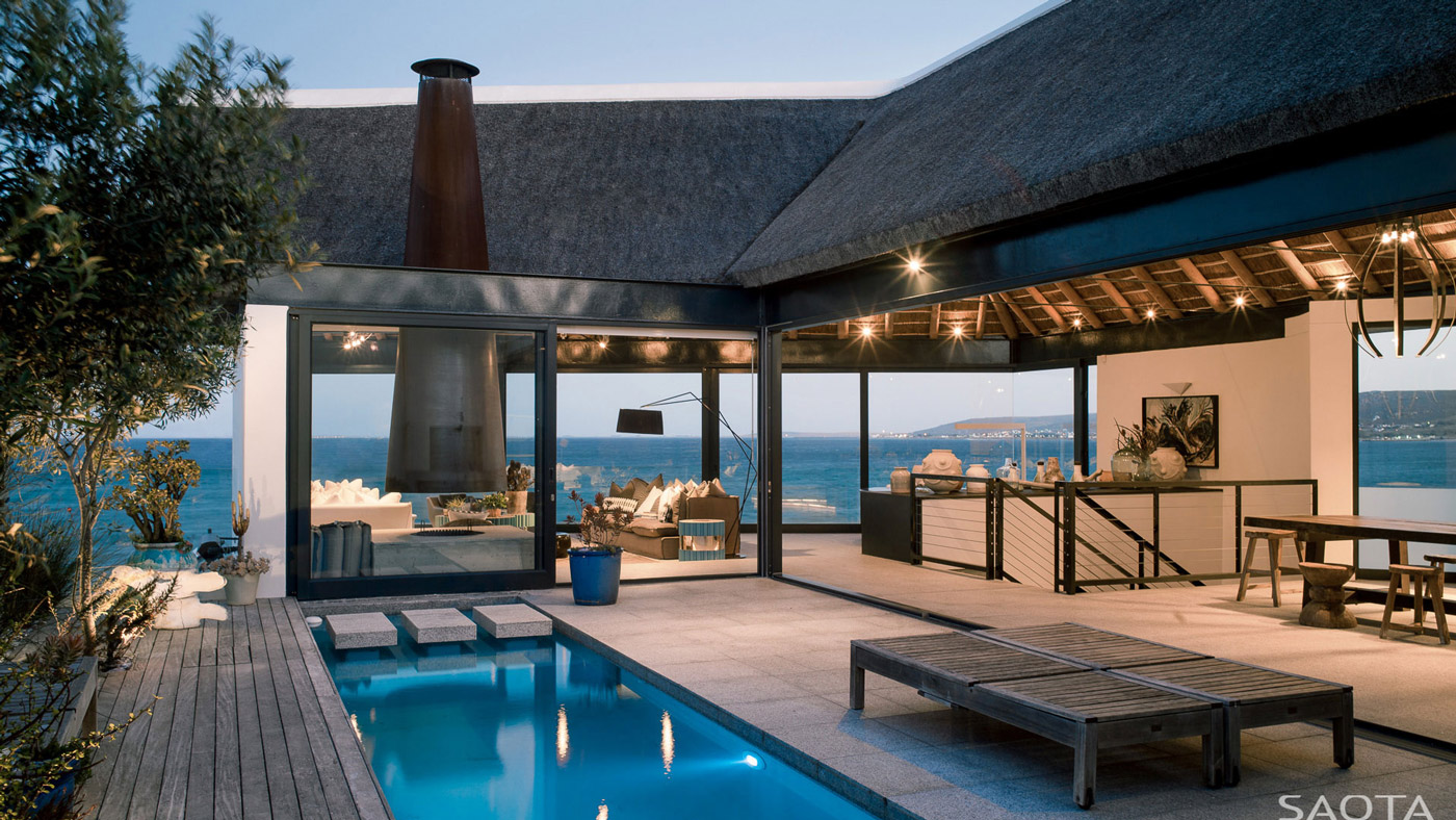 Pool Lighting, Terrace, Ocean Views