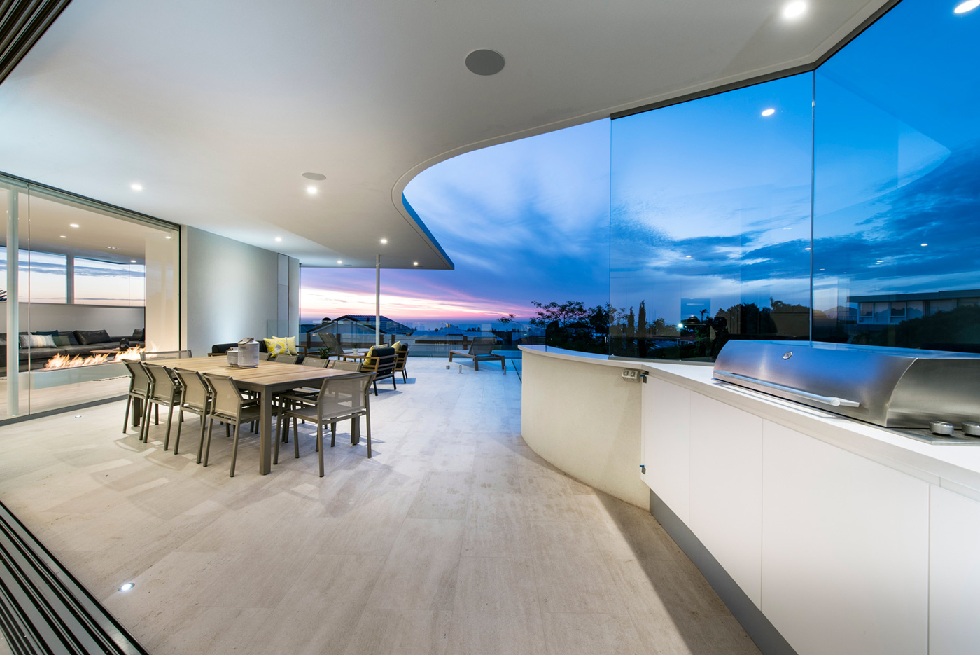 Terrace, Views, Barbecue Space