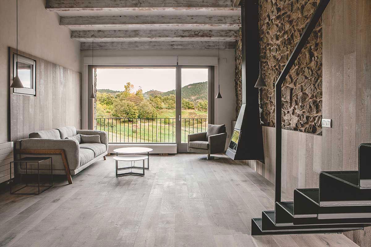 Modern Firepalce, Living Room