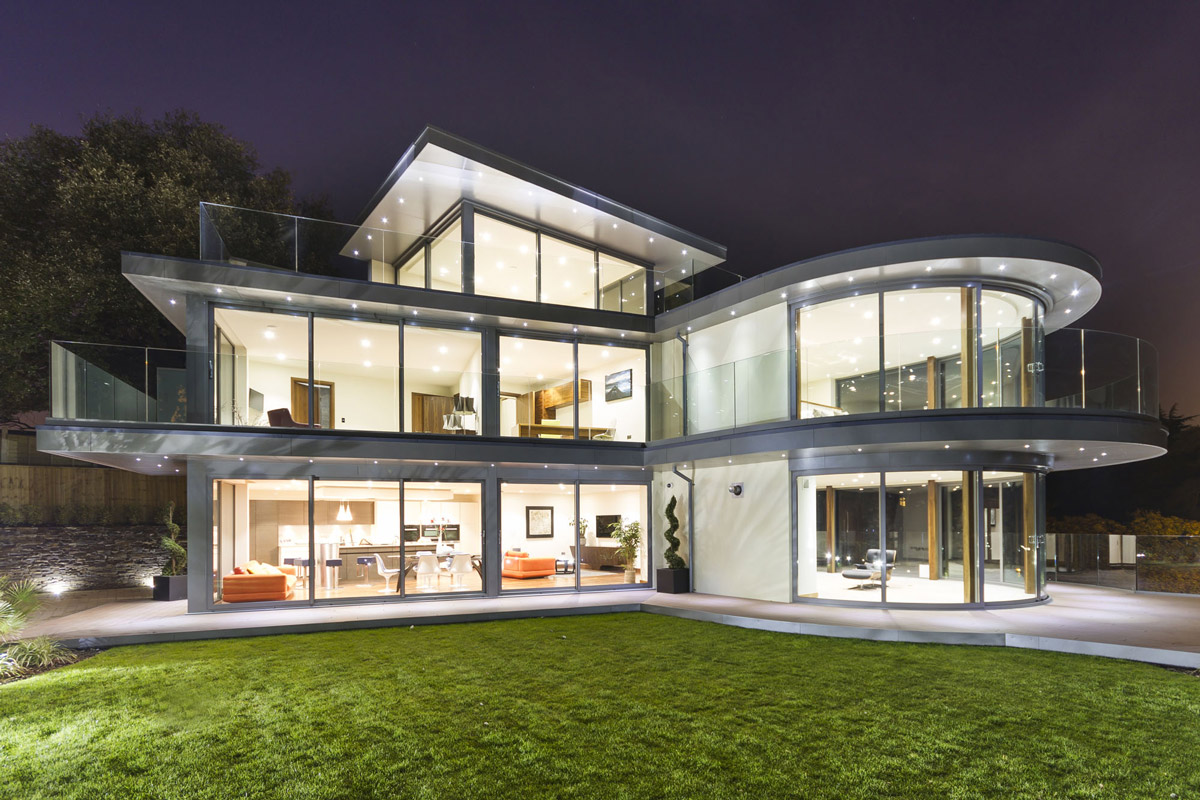 Outstanding Modern Family Home in Dorset, England