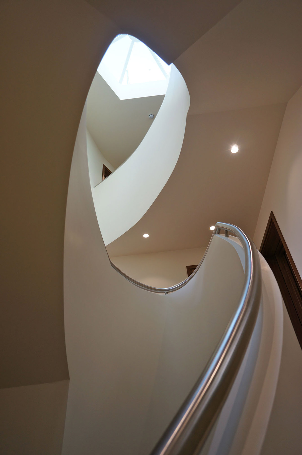 Sculptural Stairs