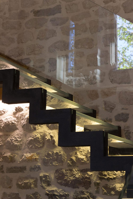 Stairs, Lighting
