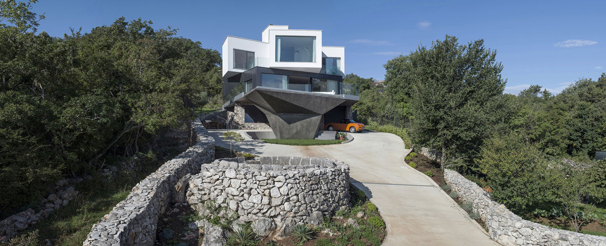 Modern Home Croatia