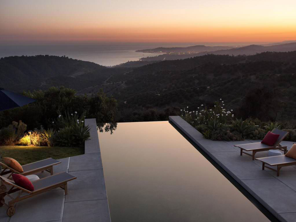 Infinity Pool, Sea Views