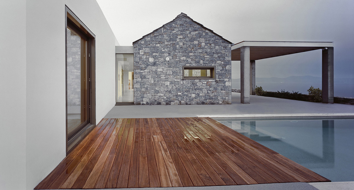 Wooden Deck, Swimming Pool