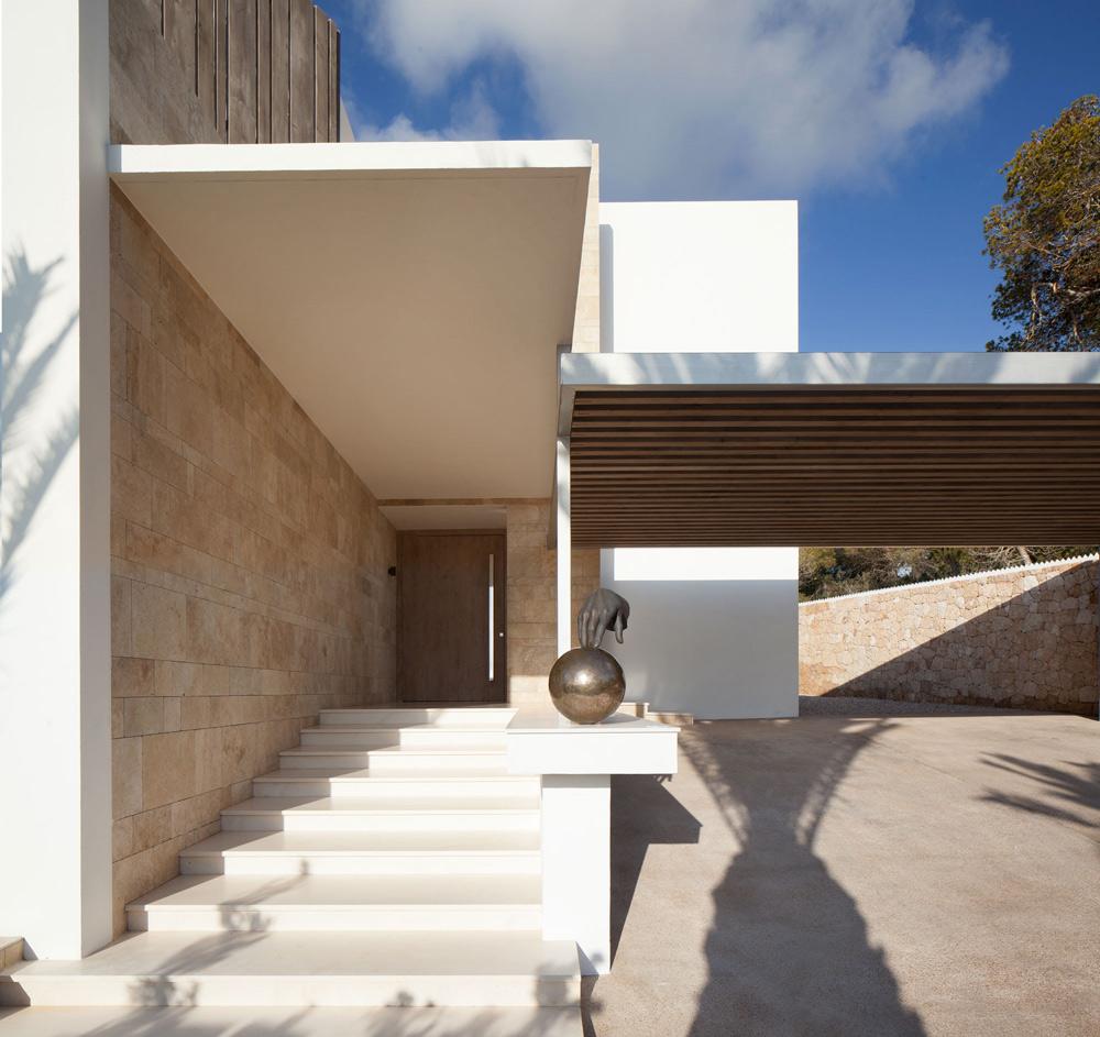 Steps, Front Door, Entrance